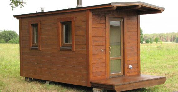 modular sauna