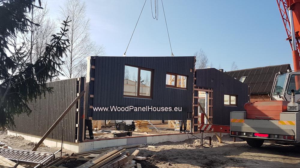 mājas konstrukcija
