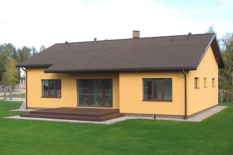 māju cenas