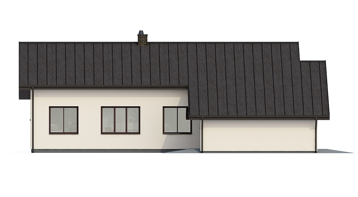 koka panelu modulu maja