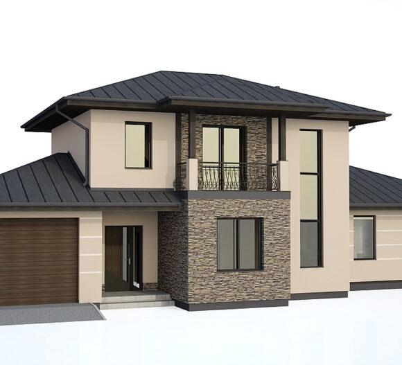 karkasa mājas