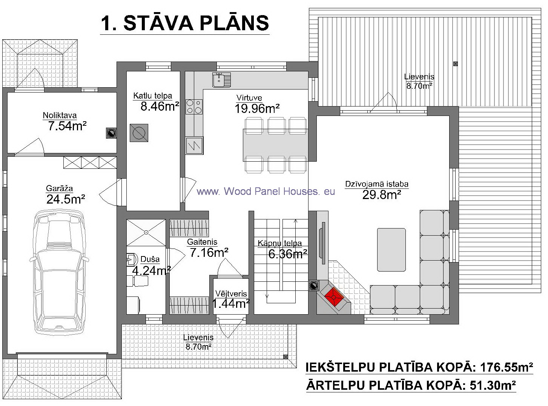 Māju plāni