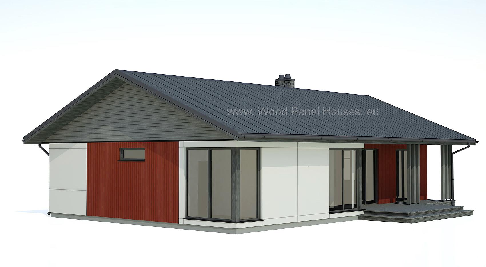 ekonomisku māju būvniecība