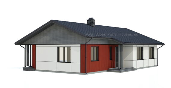 ekoloģiskas mājas