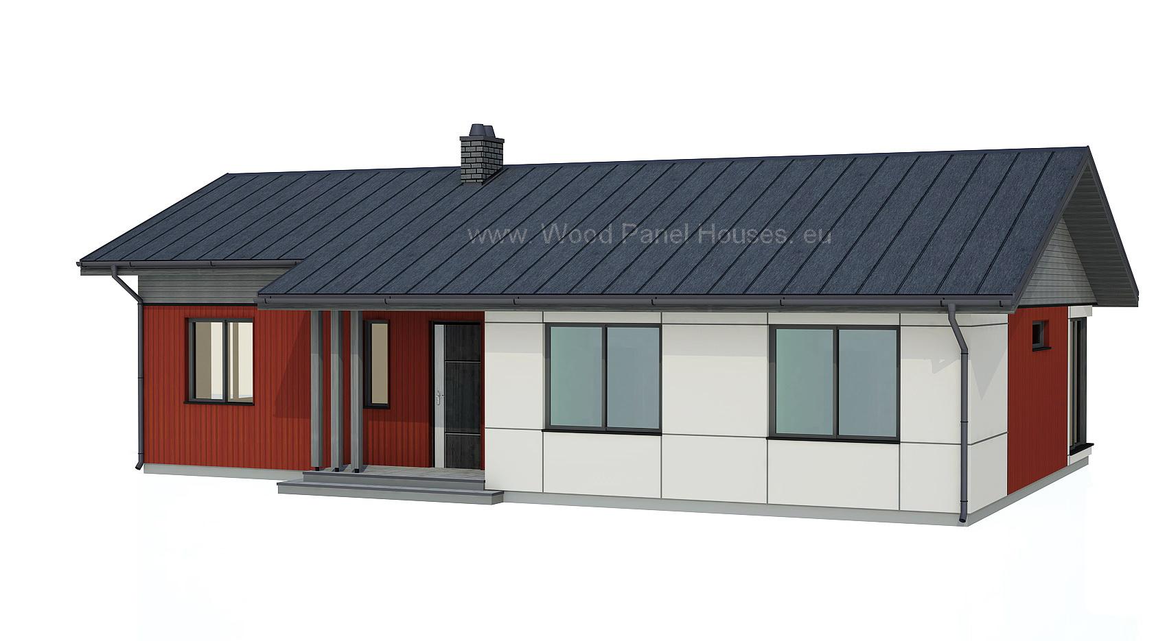 ekonomiskas mājas būvniecība