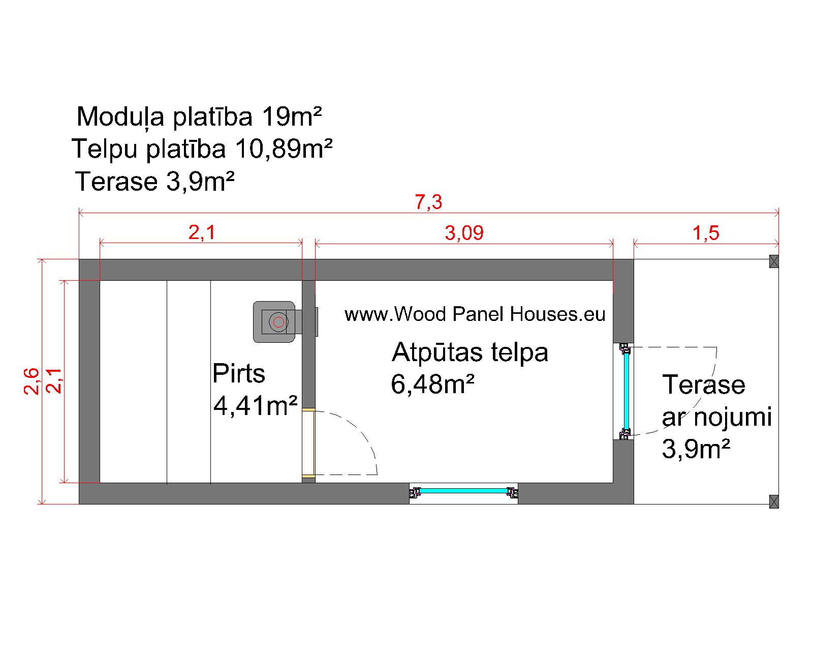 sauna project