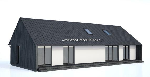 Modernas mājas