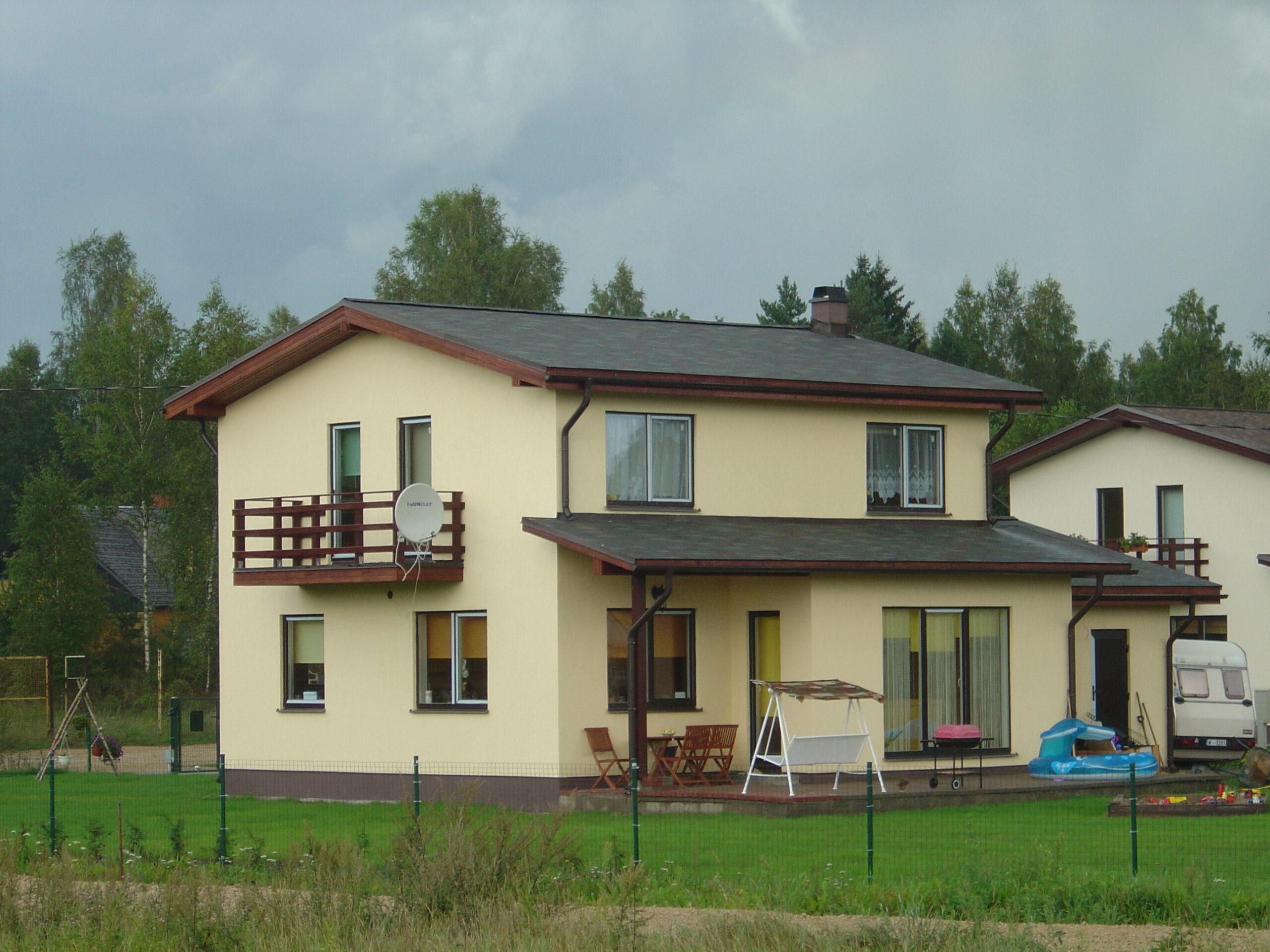 Деревянно-панельные дома