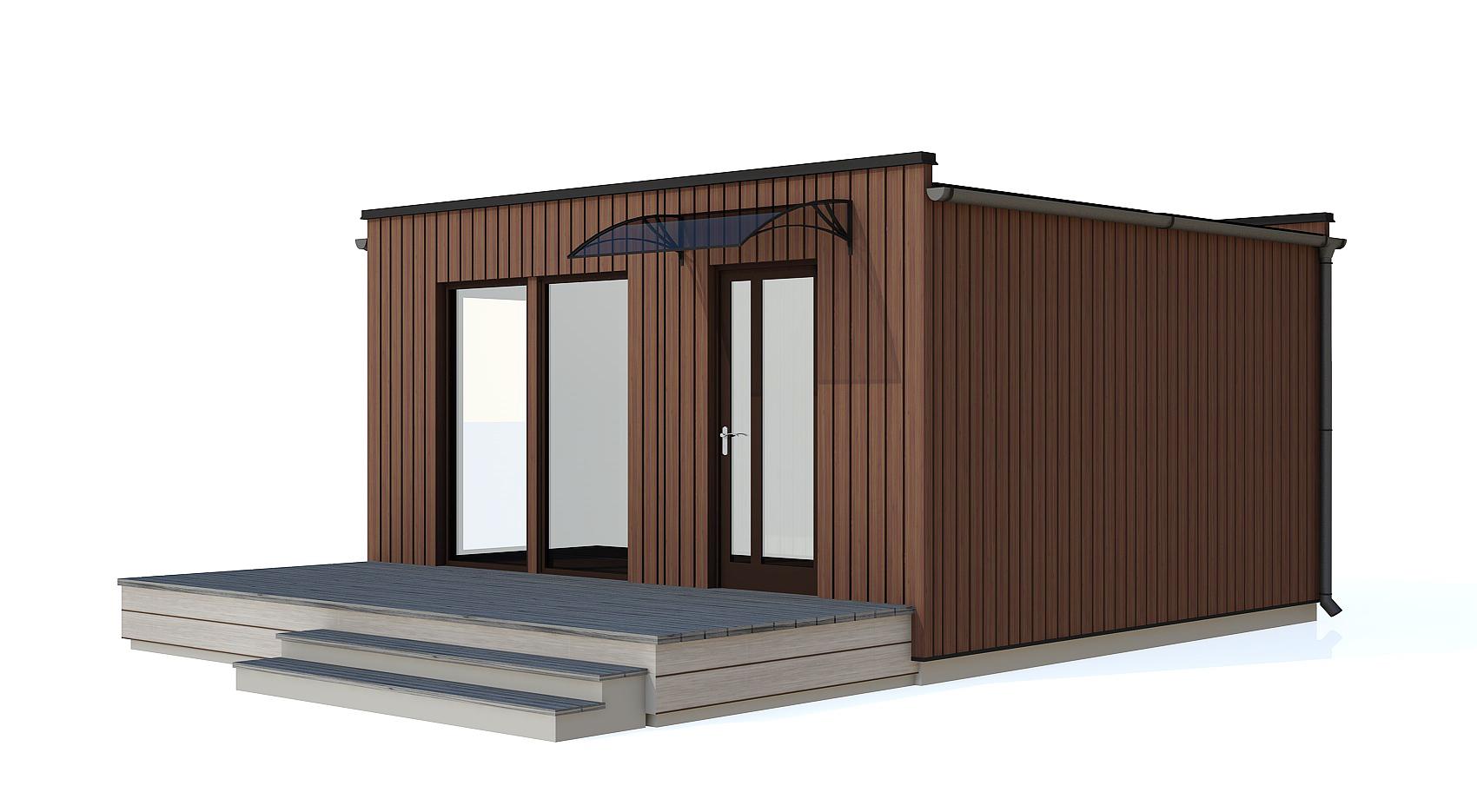 modular bath house