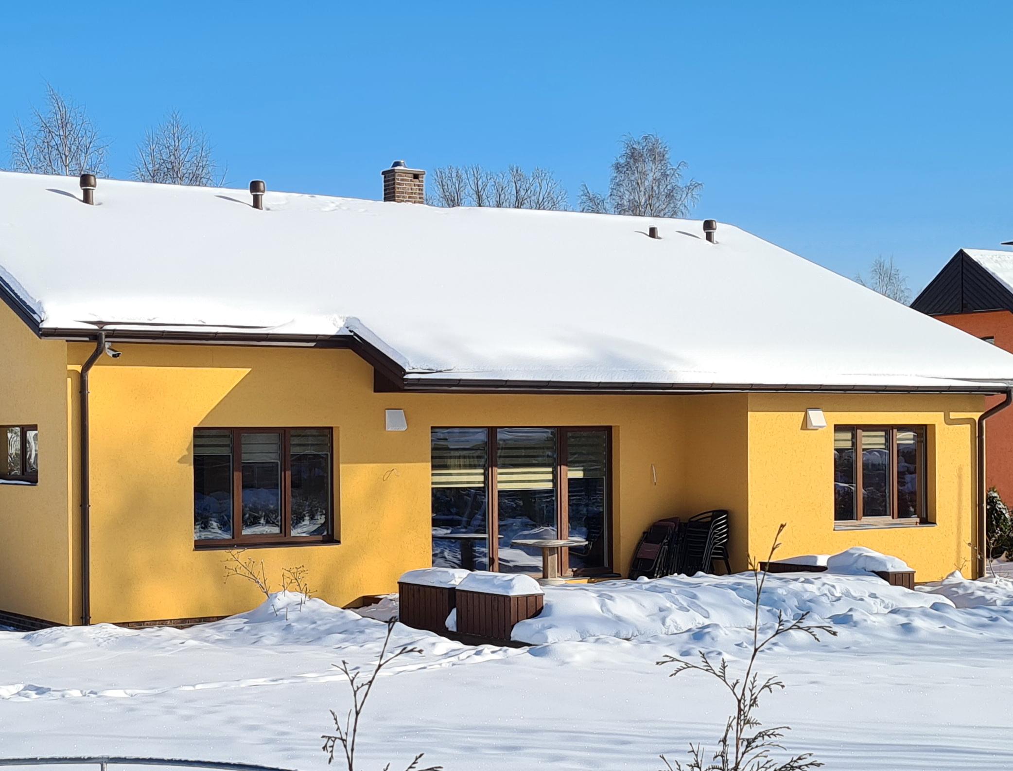 energoefektīvas mājas