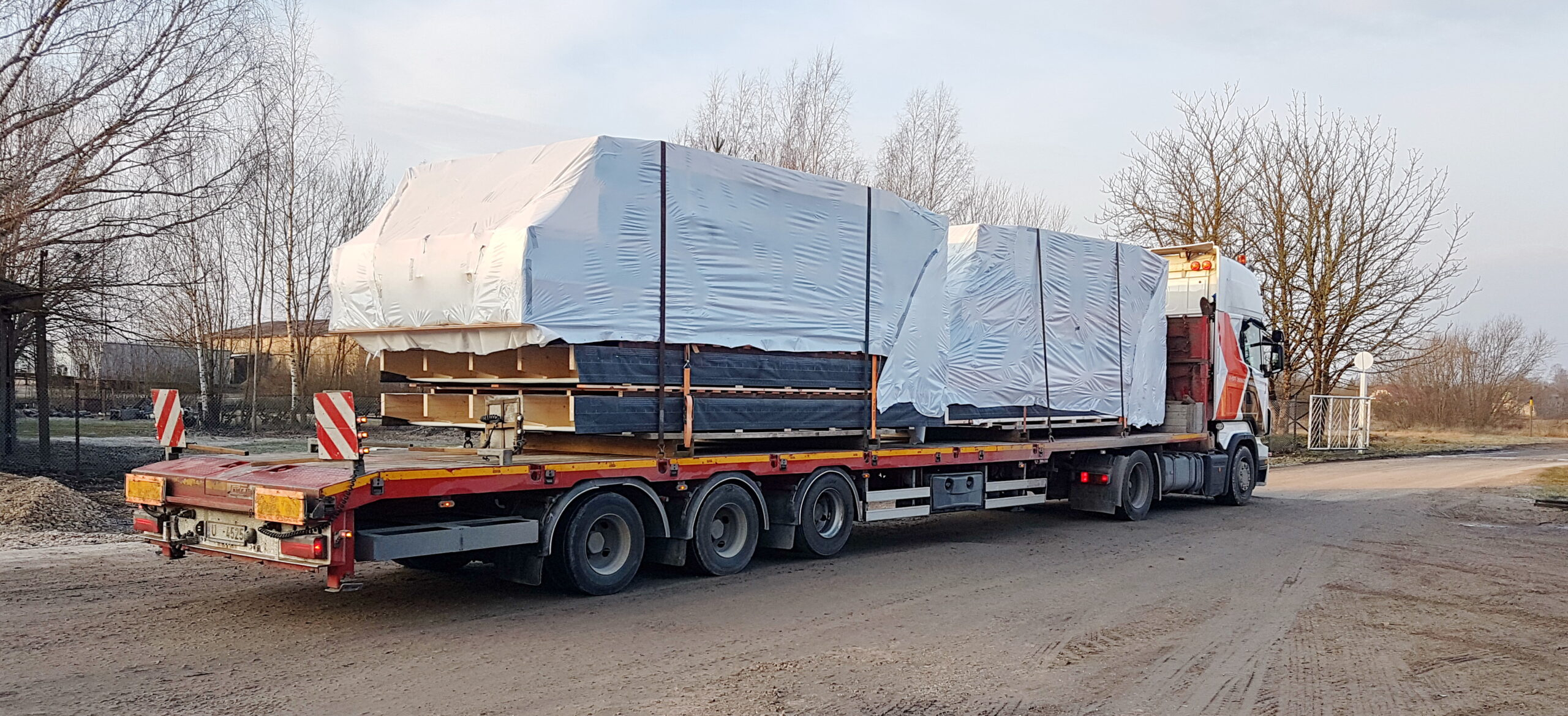 panel delivery